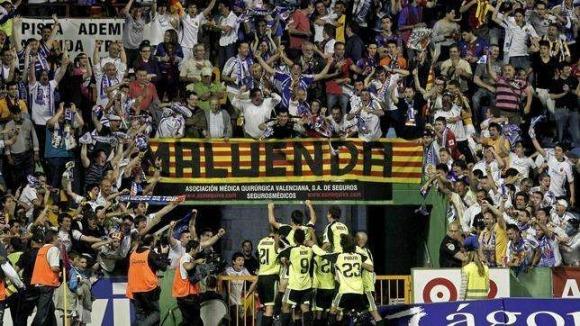 La limpieza de la victoria y consecuente permanencia del Zaragoza en la Liga 2010-2011 está bajo sospecha.