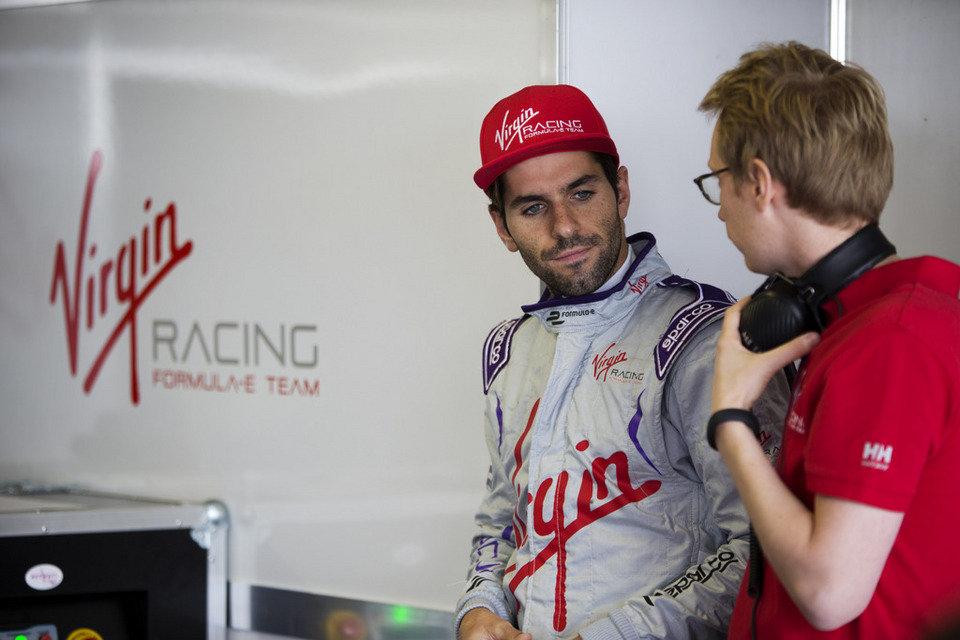 Jaime Alguersuari afirma sentirse tan cómodo en la Fórmula E que no se plantea volver a la Fórmula 1.