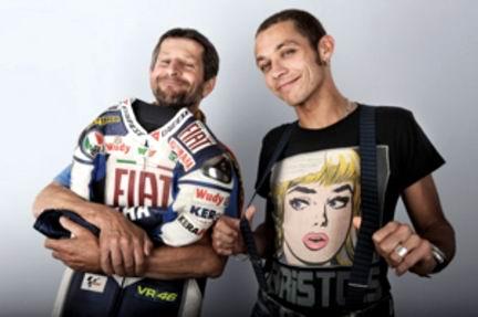 Los Rossi comparten pasión y un gran sentido del humor.