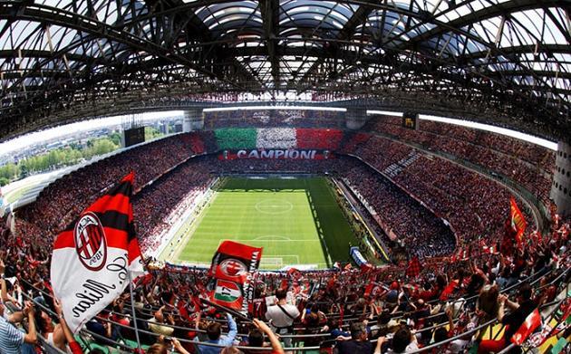San Siro es un estadio de leyenda y acogerá la final de la Champions League 2016.