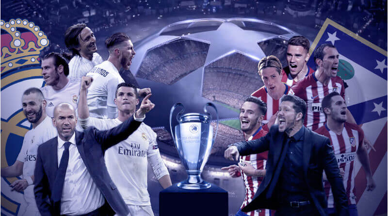 Real Madrid y Atlético han hecho historia al enfrentarse de nuevo en la final