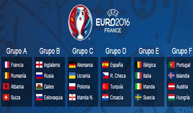 Por primera vez 24 selecciones disputarán la Eurocopa de fútbol.