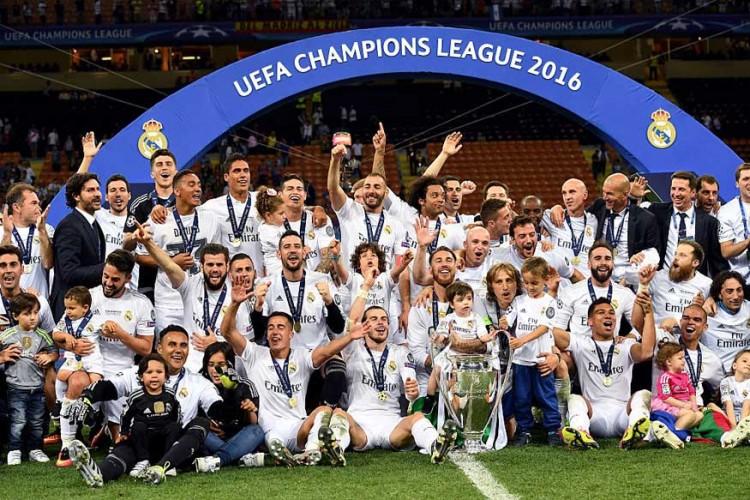 ¿Quién sucederá al Real Madrid como campeón de la Champions League en 2017?