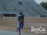 Atletismo se prepara_Foto by Deporcuba (12)