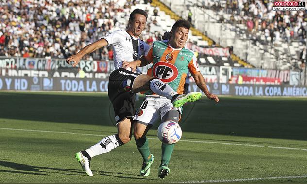 Cobresal venció a domicilio a Colo Colo y se escapa en el liderato