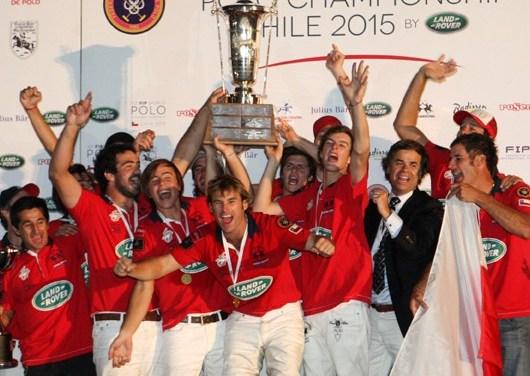 Tras una infartante definición en tiempo extra, Chile consiguió su segundo título mundial de Polo