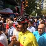 Chileno Carlos Oyarzún se coronó campeón de la Vuelta Ciclista de Uruguay