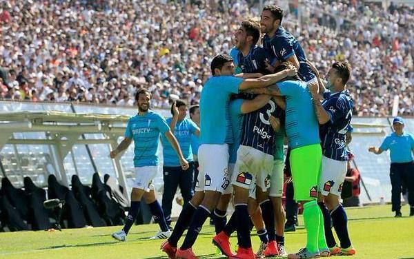 Permitido soñar: Universidad Católica golea a Colo Colo y se ilusiona con el campeonato