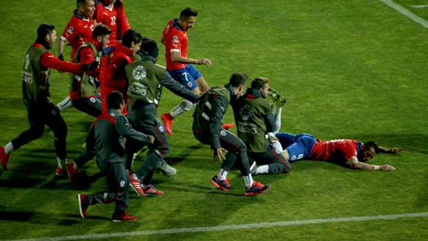 ¡El sueño cada vez más cerca! Chile clasifica a semifinales de Copa América tras vencer a un descontrolado Uruguay