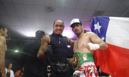 Chileno Iván Galaz se coronó campeón mundial de Kickboxing