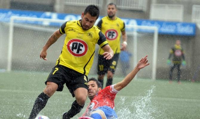 La lluvia y los clásicos protagonizaron jornada dominical de Copa Chile