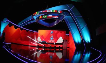 Un duro grupo deberá enfrentar Chile en el Mundial Sub 17 2015
