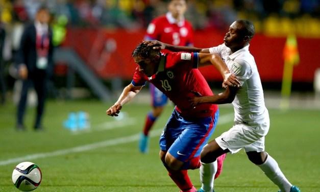 ¡Solo la victoria les servirá! Chile Sub 17 sufre dura derrota ante el campeón del mundo