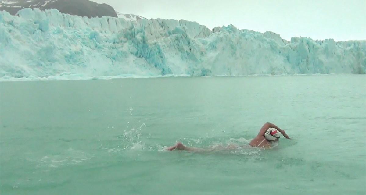 Nadadora chilena Bárbara Hernández: rumbo hacia las gélidas aguas de Siberia