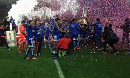 Universidad de Chile se titula campeón de la Copa Chile tras infartante definición a penales