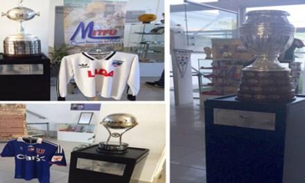Desde el inicio del profesionalismo hasta Copa América: Museo Itinerante del fútbol llega a Puente Alto