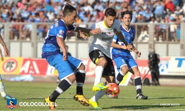 Resumen 9° fecha Clausura 2015-2016: Colo Colo tropieza, pero se mantiene en el liderato