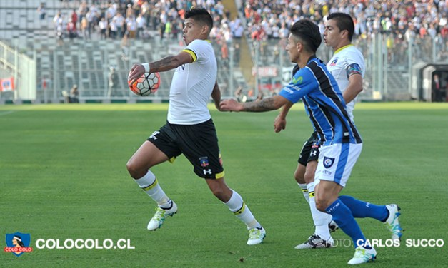 Resumen 10° fecha Clausura 2015-2016: Colo Colo cedió valiosas unidades por la corona