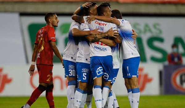 #CampeonatoPlanVital 2021 | Resumen Fecha 1: La UC gana con lo justo y los ascendidos comienzan con derrota