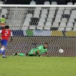 #LaRoja rescató un trabajado empate en su debut en Copa América 2021