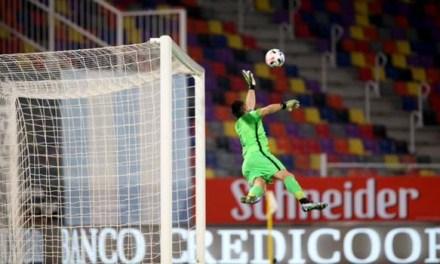 #VamosChile: La Roja consigue importante punto en Argentina en el debut oficial de Lasarte
