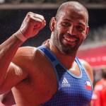 #Tokio2020: Yasmani Acosta finalizó en el cuarto lugar en lucha grecorromana