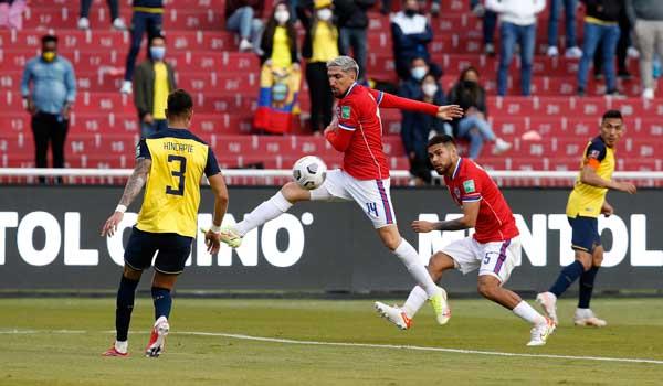 #LaRoja rescata un punto ante Ecuador, pero sigue complicado en la tabla