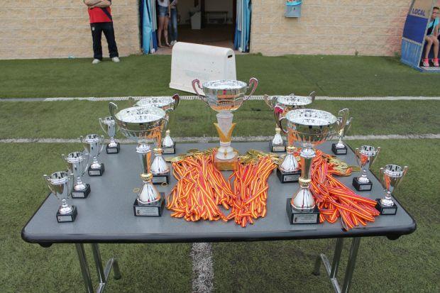 Final de Liga Benjamín 2016/17