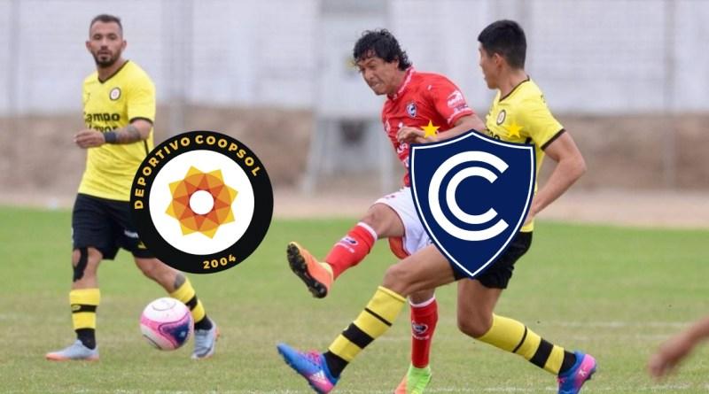 Coopsol consiguió su primera victoria en el torneo ante Cienciano