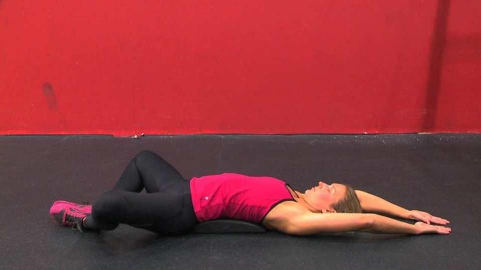ejercicios crossfit para abdominales