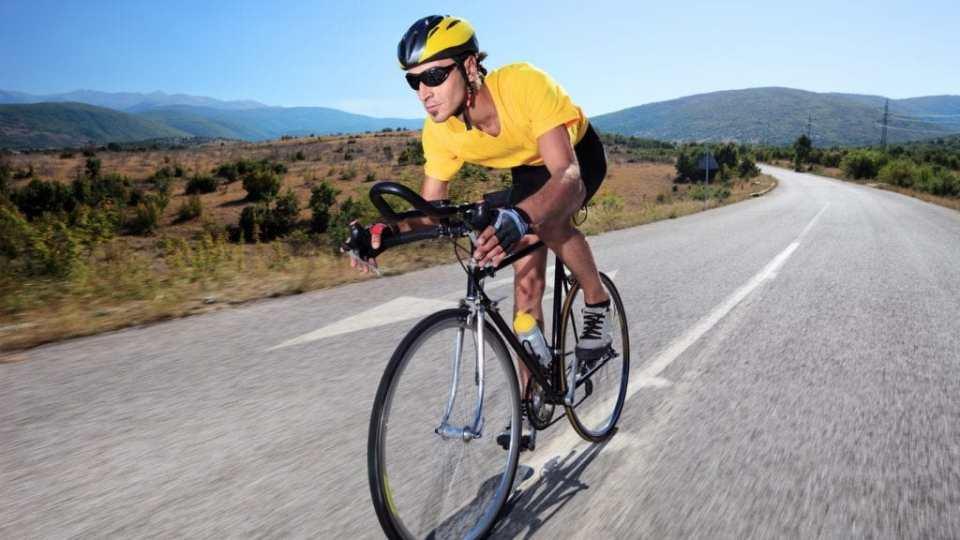 poder pedalear más rápido