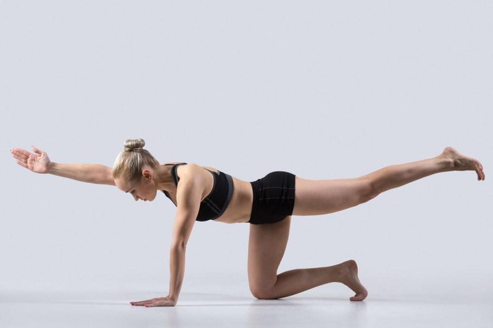 Cómo se hace el levantamiento de pierna
