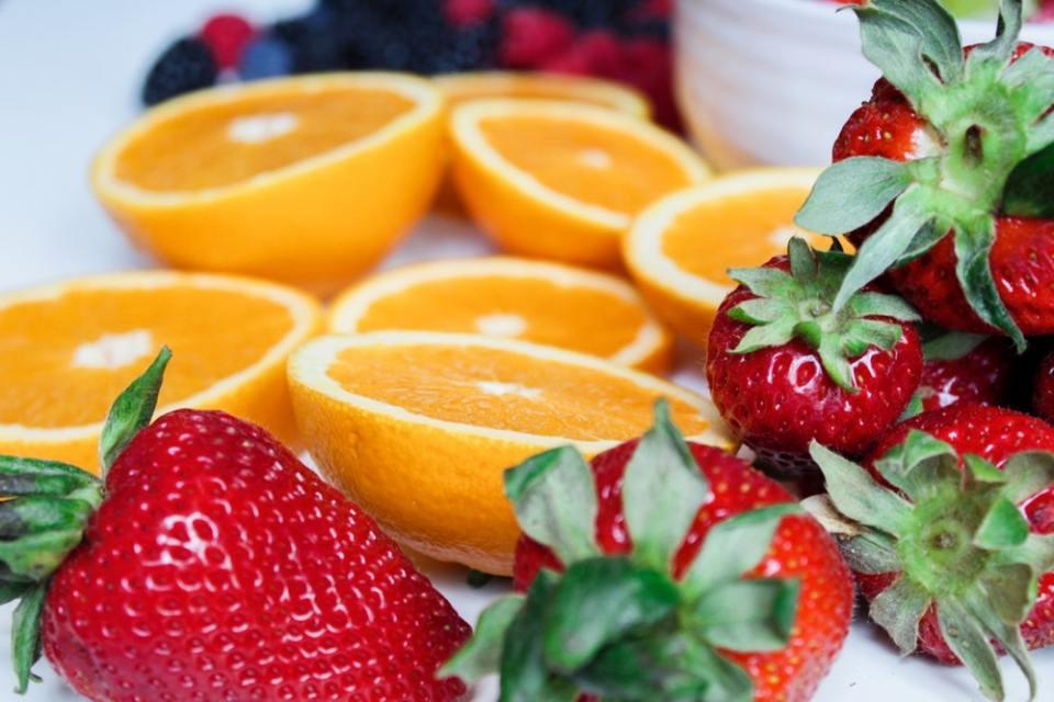 frutas de temporada en España en Invierno