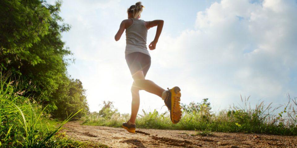 correr libera estrés