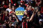 Barras bravas: disminución de la violencia en el fútbol por la pandemia | Noticias fútbol | Liga Argentina