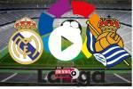 HOY LIVE EN VIVO Real Madrid vs Real Sociedad ONLINE EN VIVO vía ESPN 2: minuto y transmisión por LaLiga