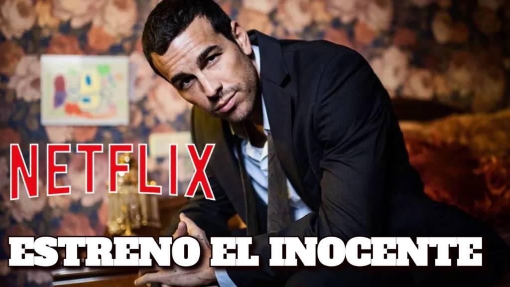 EL INOCENTE: El misterioso tráiler de la nueva miniserie de Netflix en colaboración con Mario Casas y José Coronado anuncia su fecha de estreno