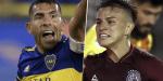 VER EN VIVO y ONLINE Boca vs. Lanús |  TV para seguir EN DIRECTO el partido por la Zona B de la Copa de la Liga Profesional |  Transmisión vía TNT Sports