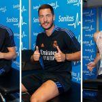 Real Madrid |  Hazard, Courtois y Valverde comienzan la pretemporada