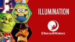 Películas de Dreamworks e Illumination que llegarán a Netflix en 2022 y más allá