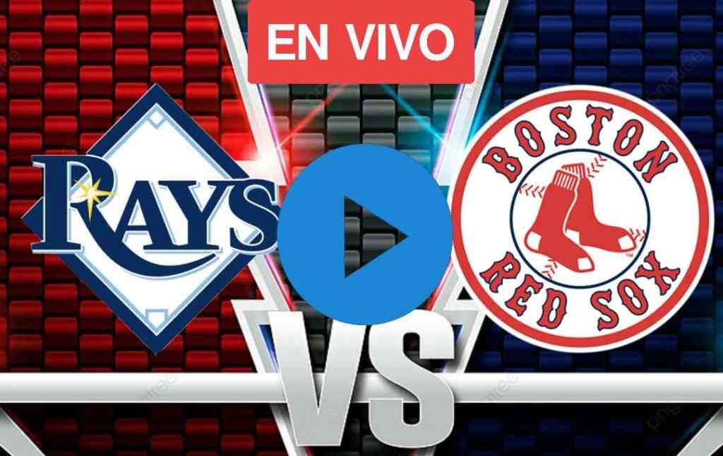 Ver En Vivo Online Red Sox Vs Rays Juego 4 En vivo En Directo gratis