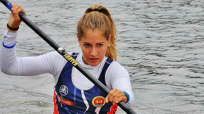 Piraguista Estefanía Fernández inicia ciclo olimpico en Badajoz