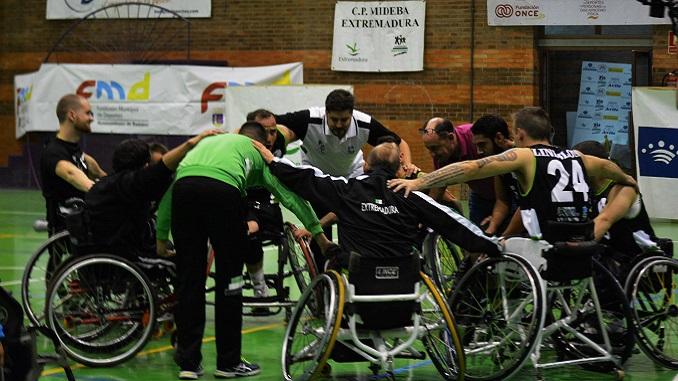 El Mideba busca cerrar el año con victoria ante Albacete