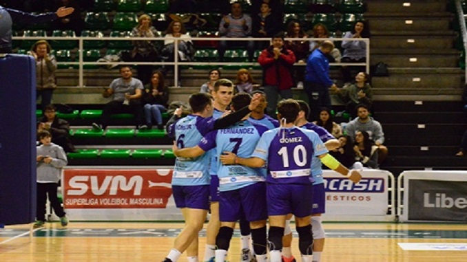 Electrocash Extremadura CCPH anima a sus jugadores