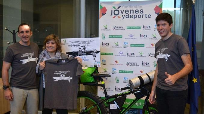 Coca y Rodríguez correrán la Rovaniemi 150 Artic Winter Bike Race