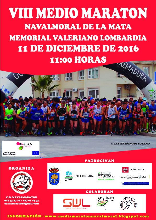 VII Medio Maratón Navalmoral de la Mata