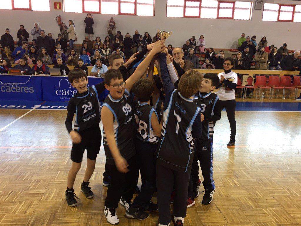Baloncesto Badajoz