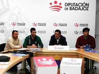 El Santa Teresa CD participará en Ocio Albuera