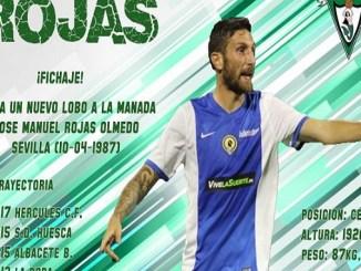 El CV Villanovense apuntala su defensa con las llegadas de Rojas y Cesar Morgado