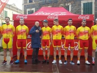 El corredor del Extremadura Bio Racer, Cristian Galván (Extremadura Bio Racer) vuelve de la Challenge de Mallorca con una victoria por equipos
